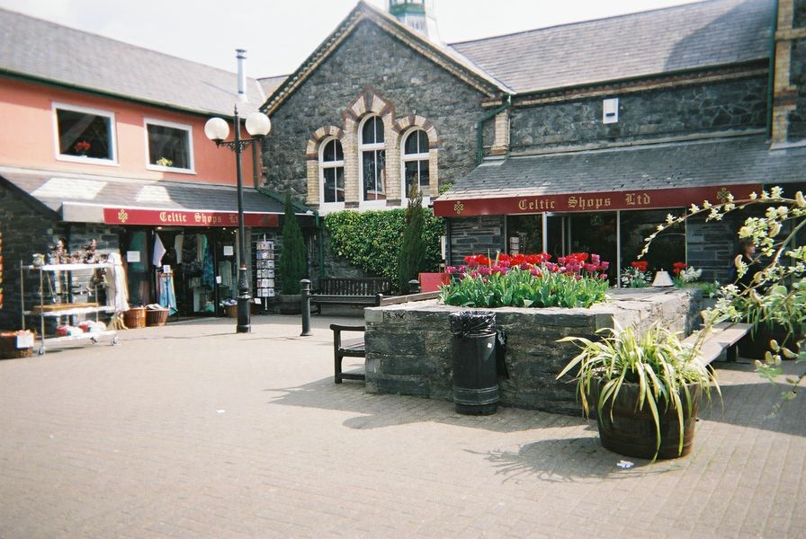 Celtic Shops in Betws y Coed