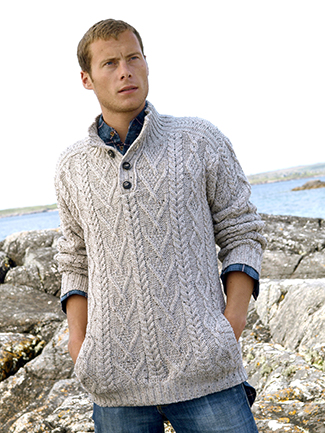 Mens Merino Wool Jumper